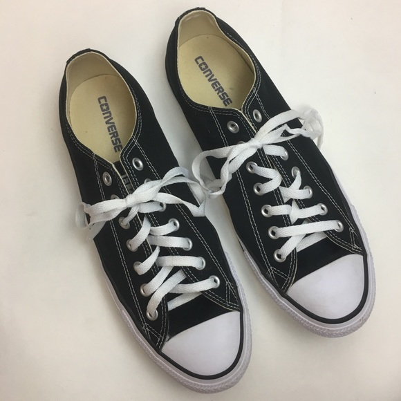 36ea93380b2201 Converse Other - Converse All Star Chuck Taylor Black Shoes
